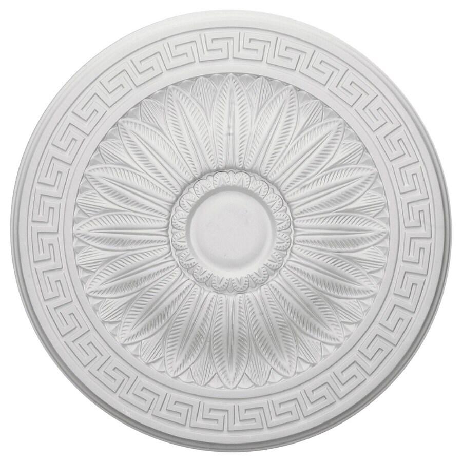 Ekena Millwork Randee 20-in x 20-in Polyurethane Ceiling Medallion