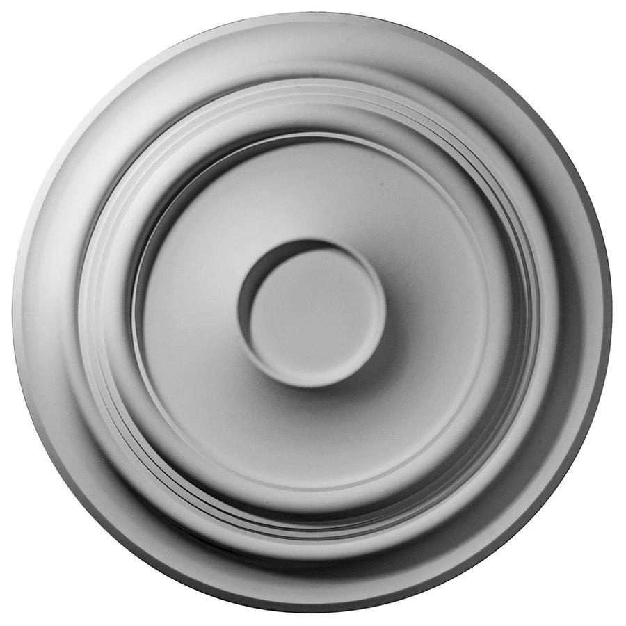 Ekena Millwork Giana 32.625-in x 32.625-in Polyurethane Ceiling Medallion