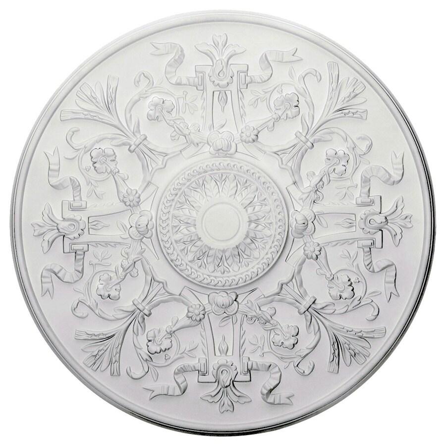 Ekena Millwork Versailles 33-in x 33-in Polyurethane Ceiling Medallion