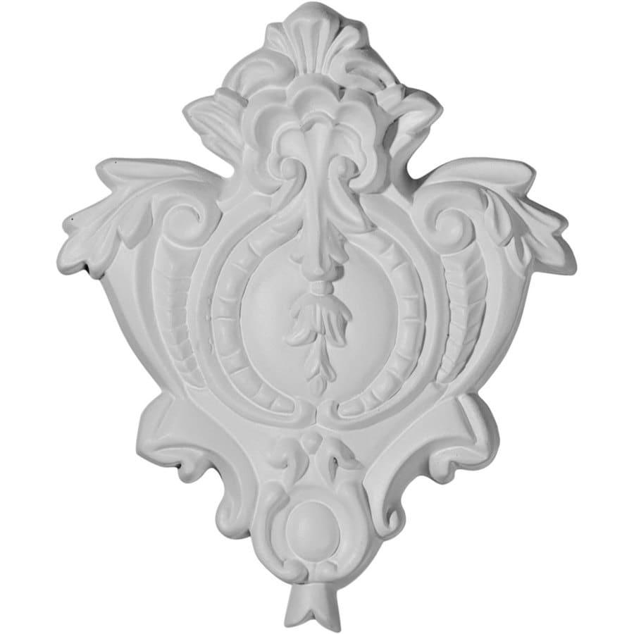 Ekena Millwork 5.5-in x 6.75-in Hillsborough Urethane Applique
