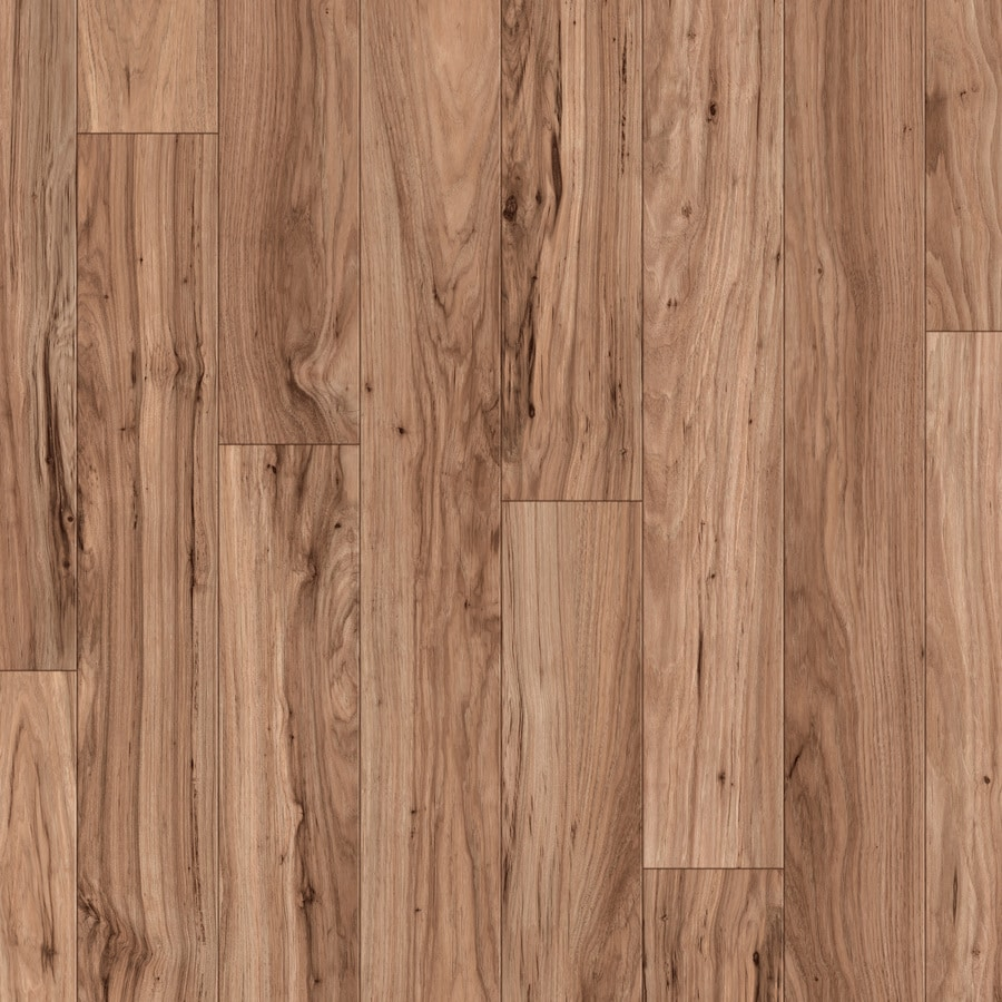 Style Selections Style Selections 4.96-in W x 4.23-ft L Honey Maple Wood Plank Laminate Flooring