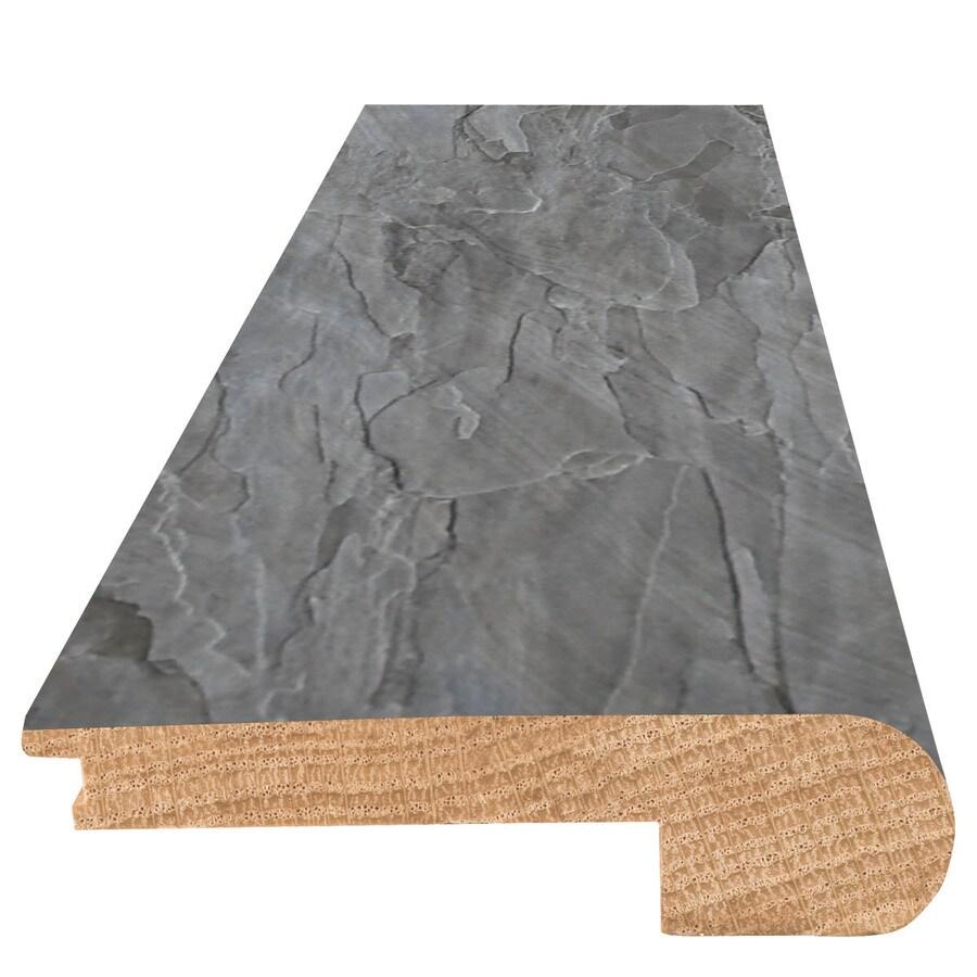 Columbia Flooring 2.5-in x 94.5-in Mountain Mist Stair Nose Floor Moulding