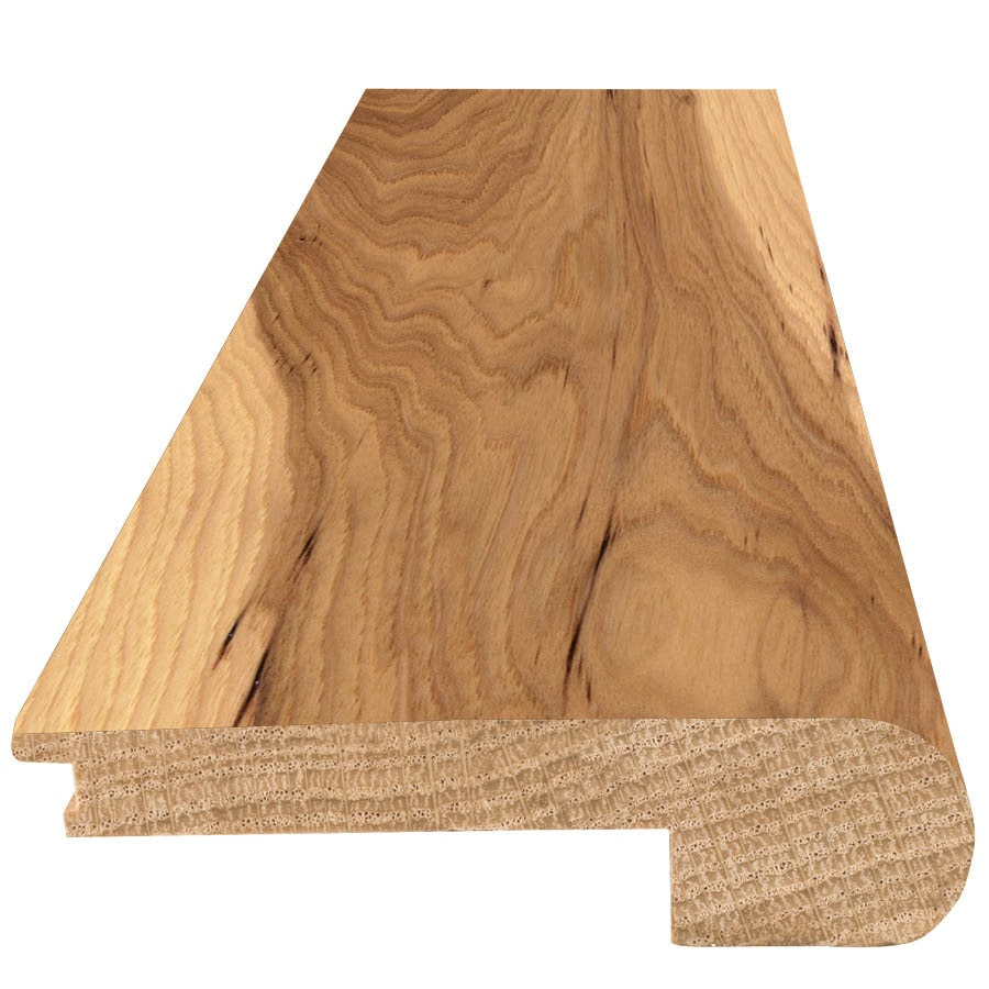 Mohawk 3-in x 84-in Natural Stair Nose Floor Moulding