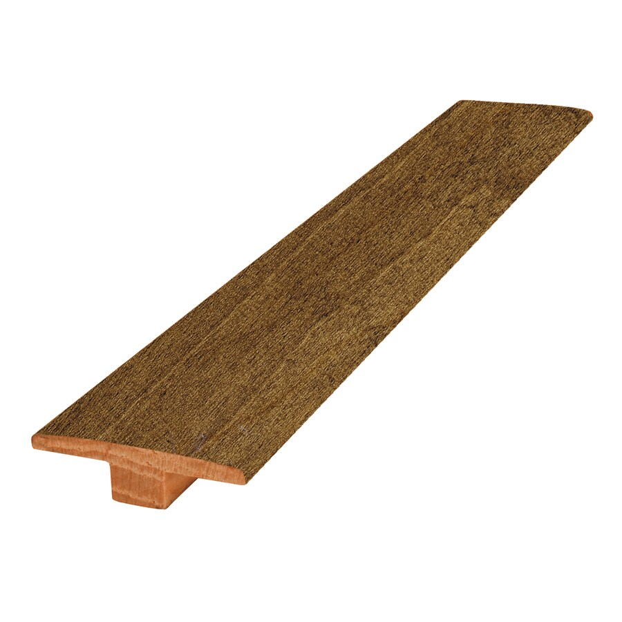 Mohawk 2-in x 84-in Mocha Maple T-Floor Moulding