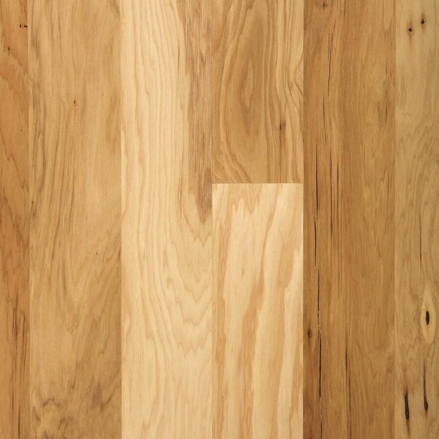 Mohawk 5.36-in Sunrise Hickory Hardwood Flooring (22.5-sq ft)