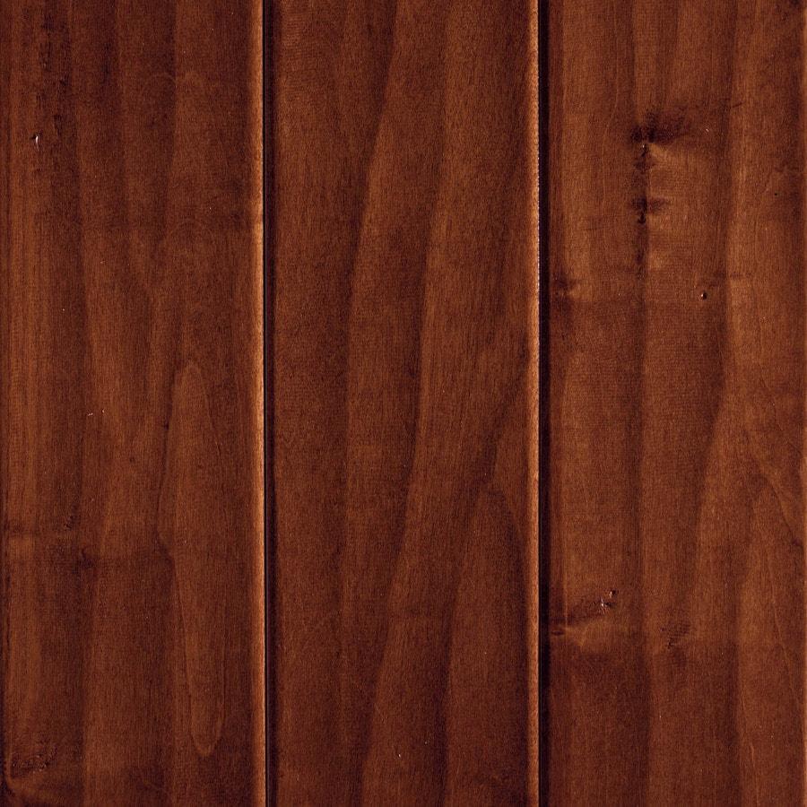 Mohawk Alston 5.36-in W Prefinished Maple Locking Hardwood Flooring (Light Amber)