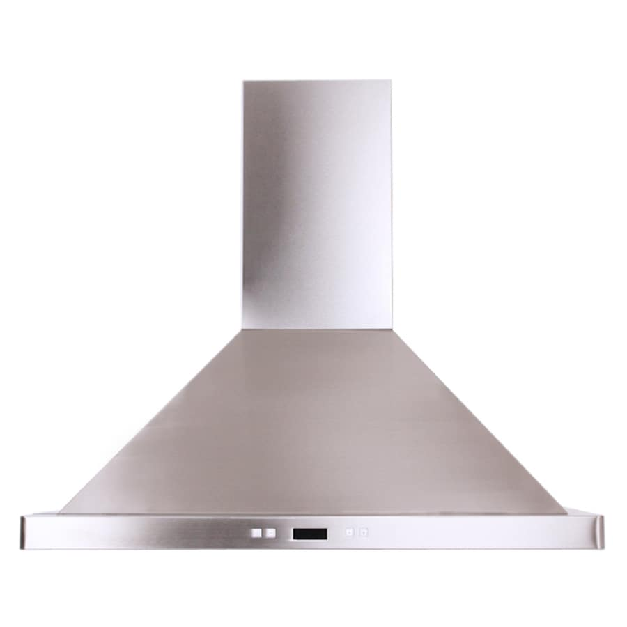 Cavaliere Convertible Wall-Mounted Range Hood (Stainless Steel) (Common: 30-in; Actual 29.5-in)