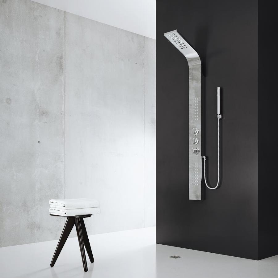 VIGO 3-Way Chrome Shower Panel System