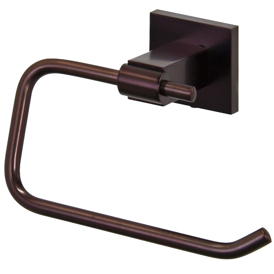 VIGO Allure Oil Rubbed Bronze Surface Mount Toilet Paper Holder