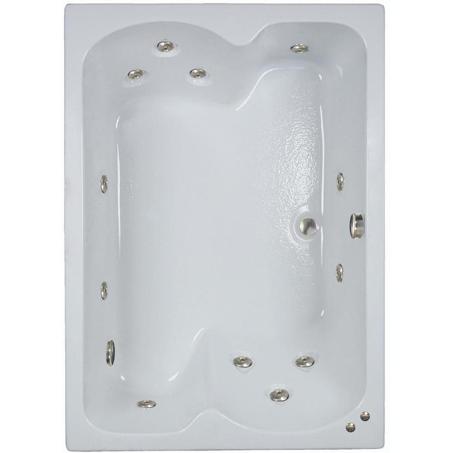 Watertech Whirlpool Baths White Acrylic Shower Base (Common: 36-in W x 36-in L; Actual: 36-in W x 36-in L)