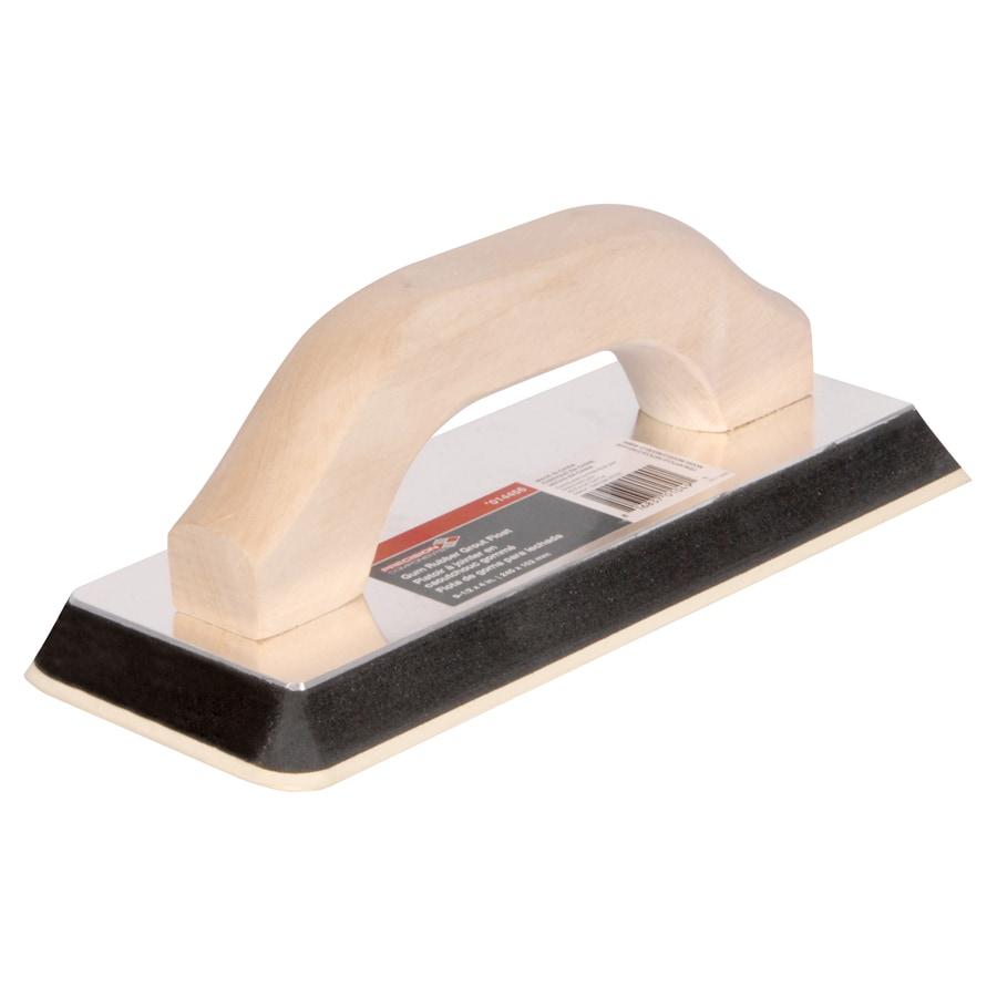 PRECISION Grout Float Rubber Gum Trowel