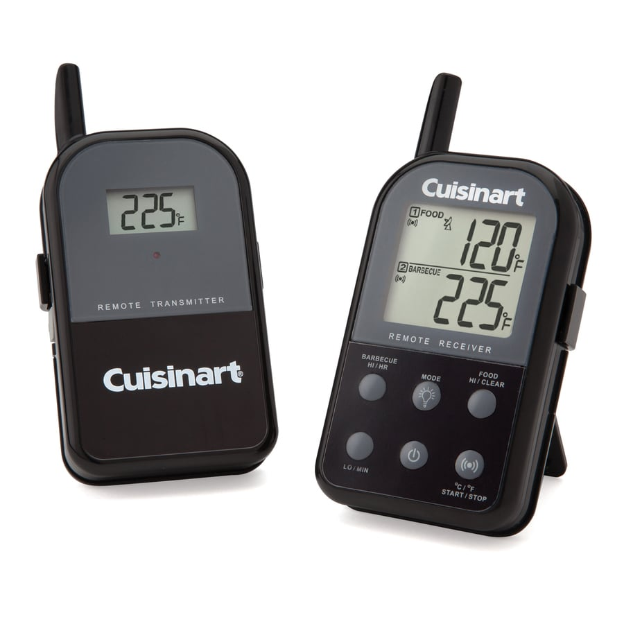 Shop Cuisinart Digital Remote Meat Thermometer at Lowes.com