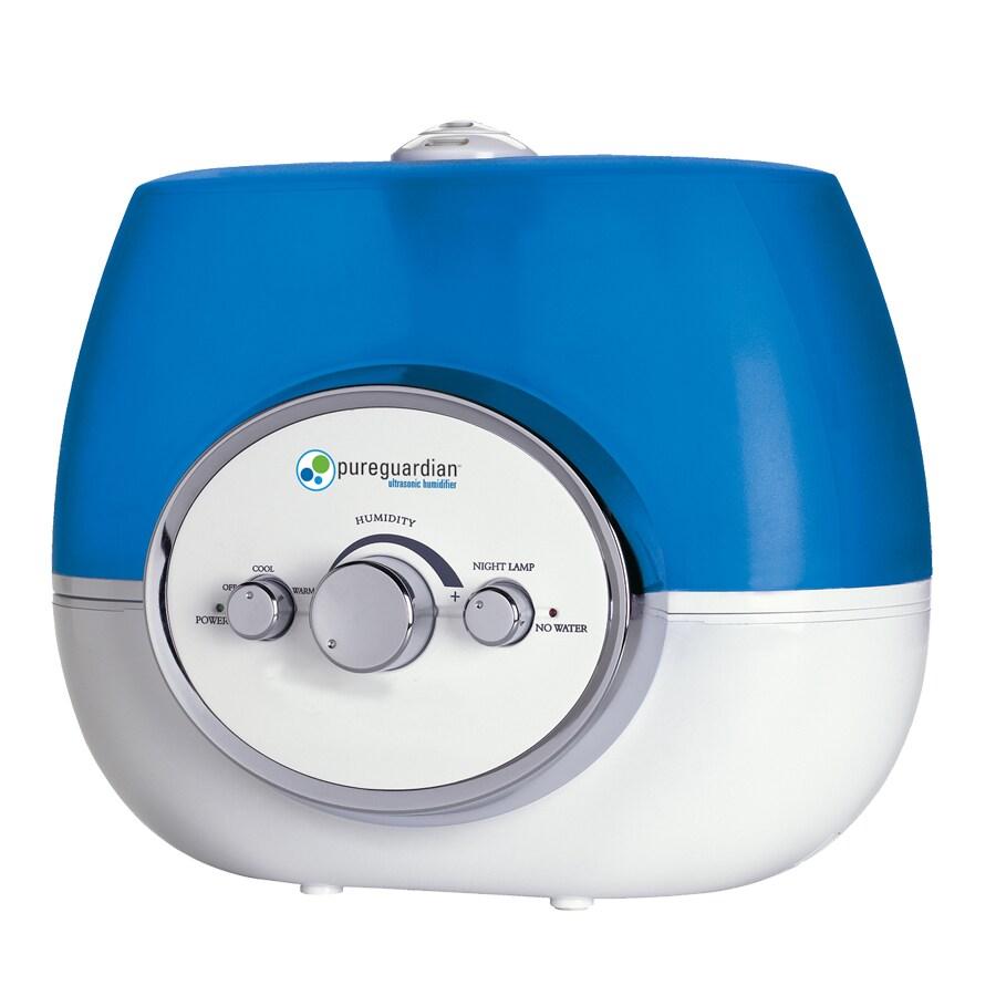 PureGuardian 1.5-Gallon Tabletop Humidifier