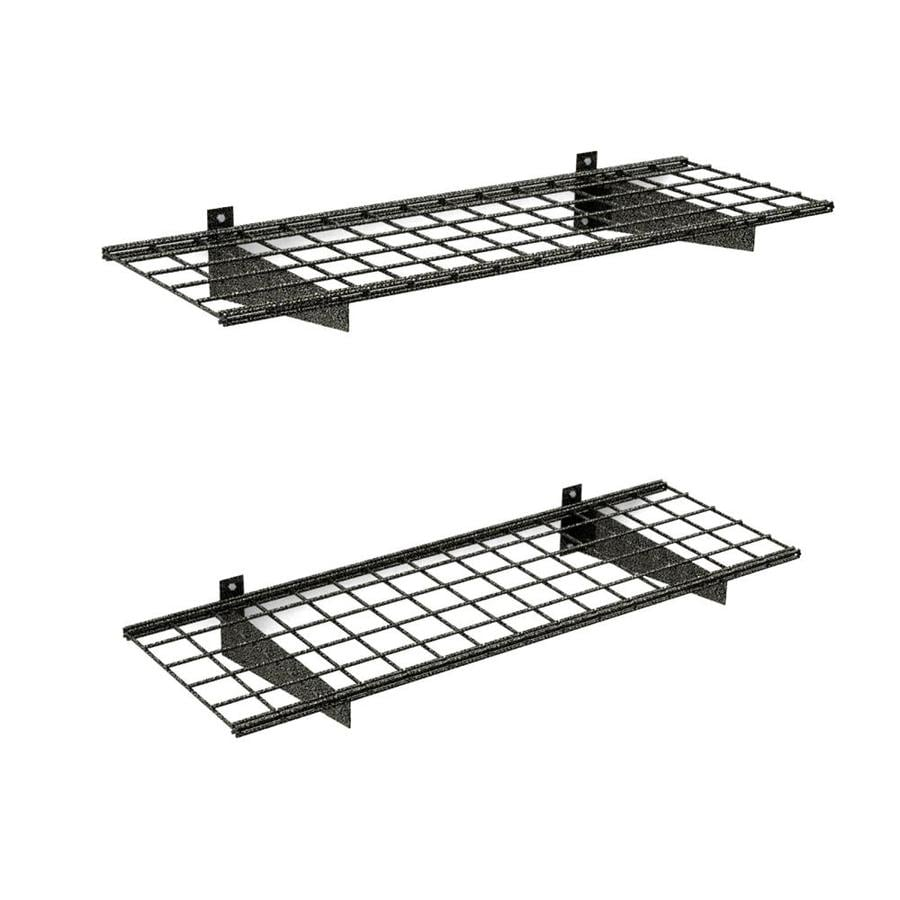 HyLoft 2-Pack Metal Utility Shelving