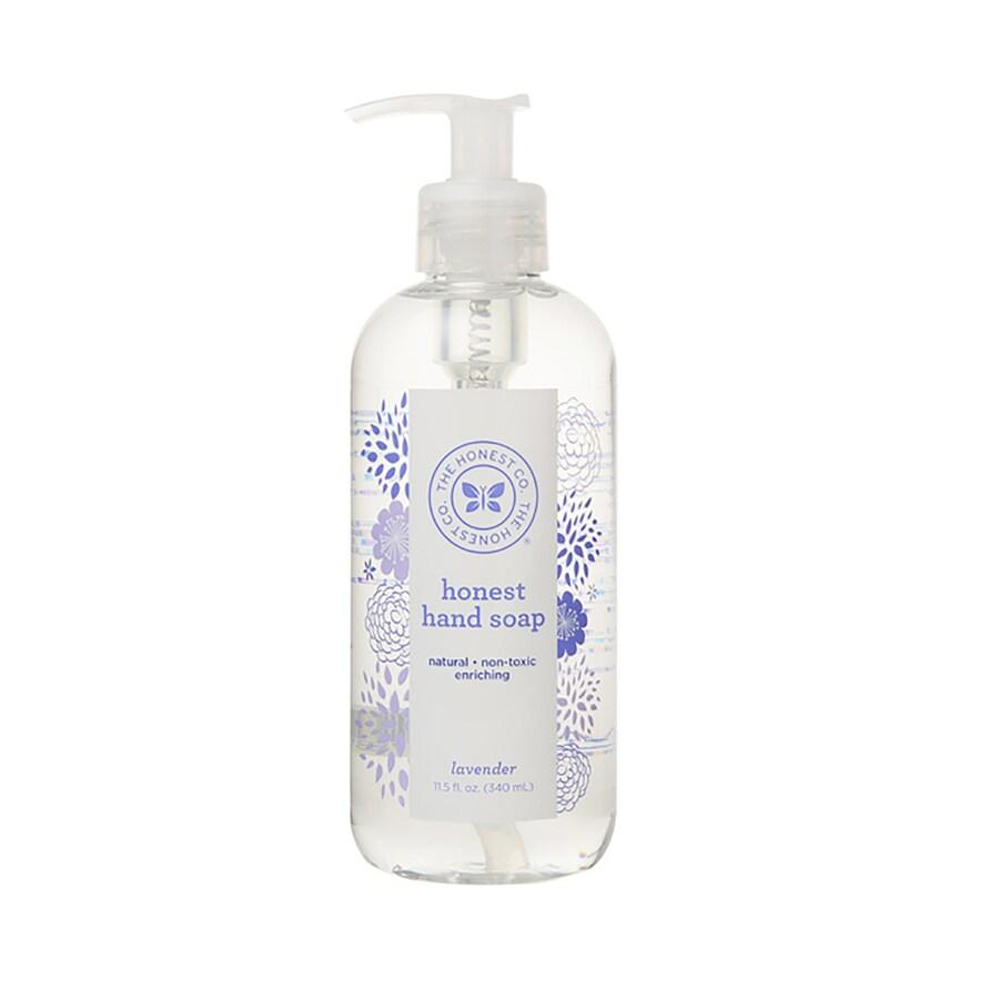 The Honest Company 11.5-fl oz Lavender Hand Soap