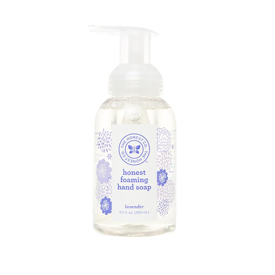 The Honest Company 8.5-fl oz Foaming Lavender Hand Soap