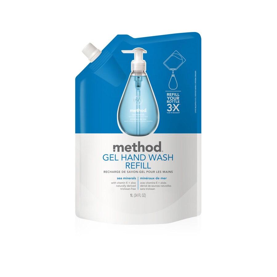 method 34 fl oz Sea Minerals Hand Soap