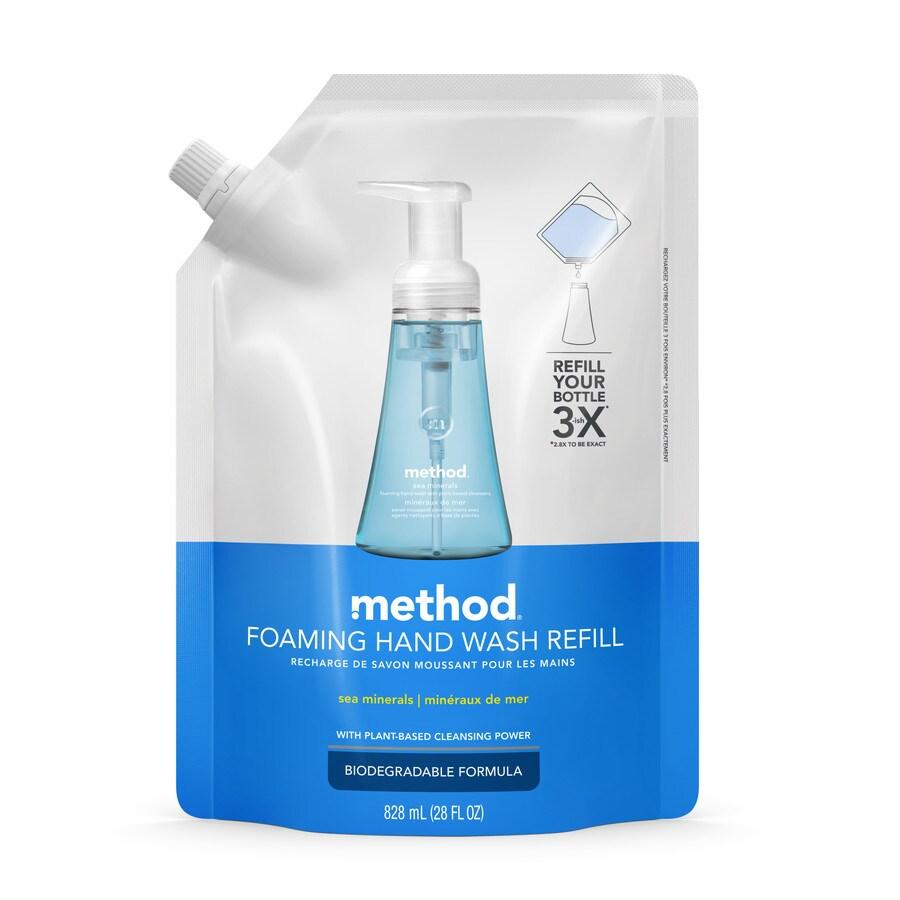 method 28-oz Foaming Sea Minerals Hand Soap