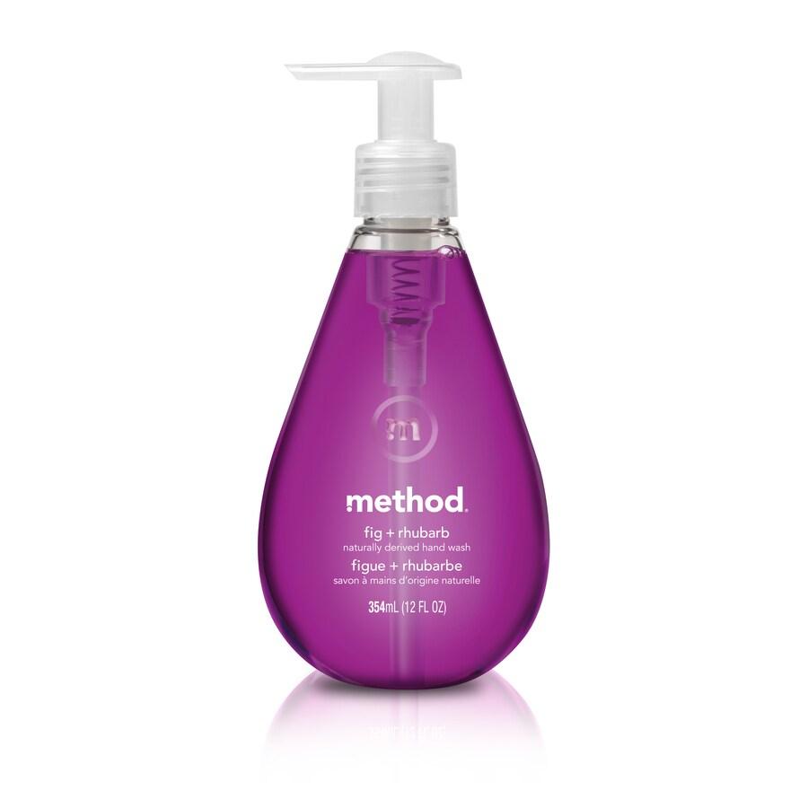 method 12-oz Fig Rhubarb Hand Soap
