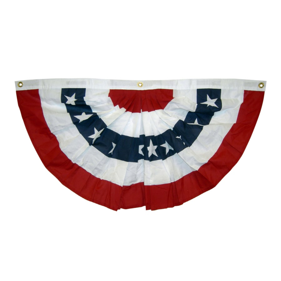 Shop Independence Flag 3 Ft W X 1 489 Ft H American