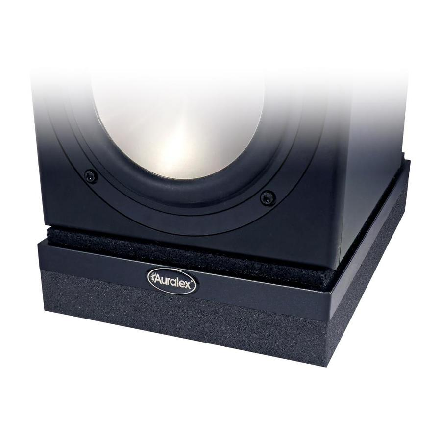 Auralex ProPAD Black Fabric Covered Foam Acoustic Panel