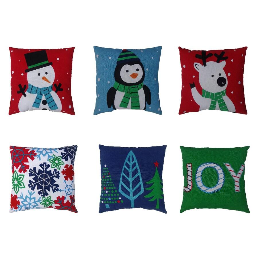 Holiday Living Fabric Tabletop Christmas Gift