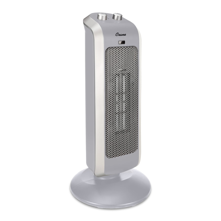 Shop Crane 5118 21 Btu Fan Tower Electric Space Heater At