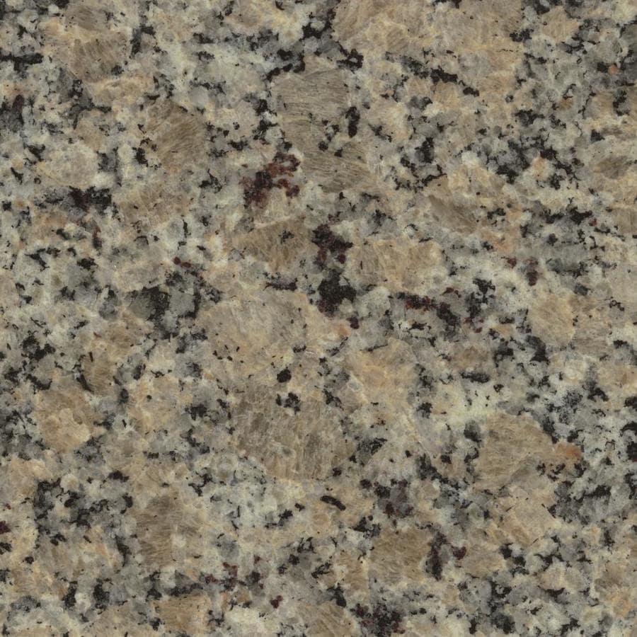 Granite Countertops Lowes Reviews : ... SenSa Giallo Latina Granite Kitchen Countertop Sample at Lowes.com
