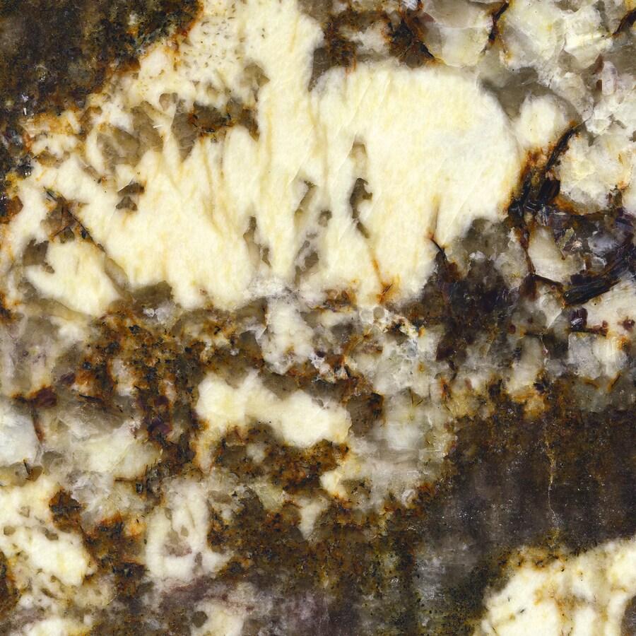 SenSa Brown Persa Granite Kitchen Countertop Sample