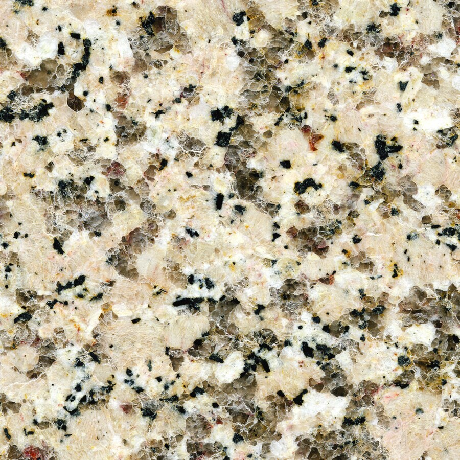 SenSa 2-in W x 3-in L Iberian Sunset Granite Kitchen Countertop Sample