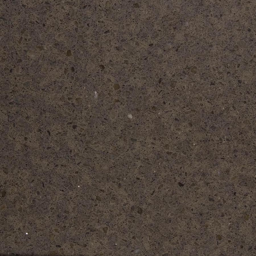 Silestone Pulsar Quartz Kitchen Countertop Sample At Lowes Com: Shop ECO By Cosentino Iron Ore Quartz Kitchen Countertop