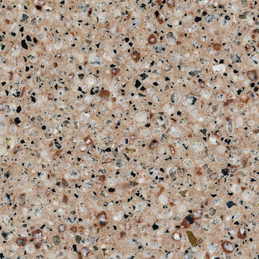Shop silestone kalahari quartz kitchen countertop sample for Silestone o granito