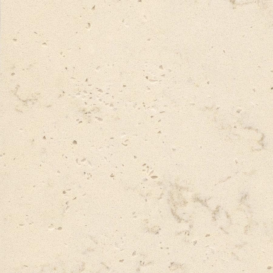 Shop silestone vortium quartz kitchen countertop sample at for Silestone o granito
