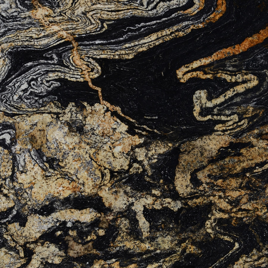 Shop Sensa Orinoco Granite Kitchen Countertop Sample At