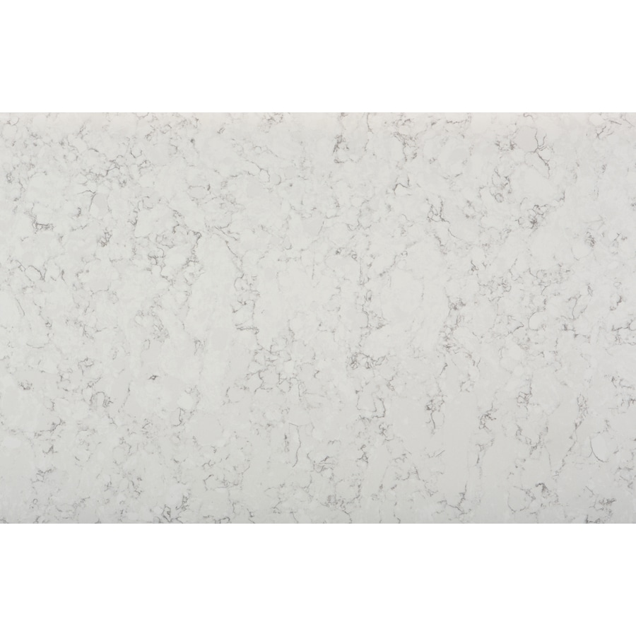 Shop Silestone Blanco Orion Sample Quartz Kitchen