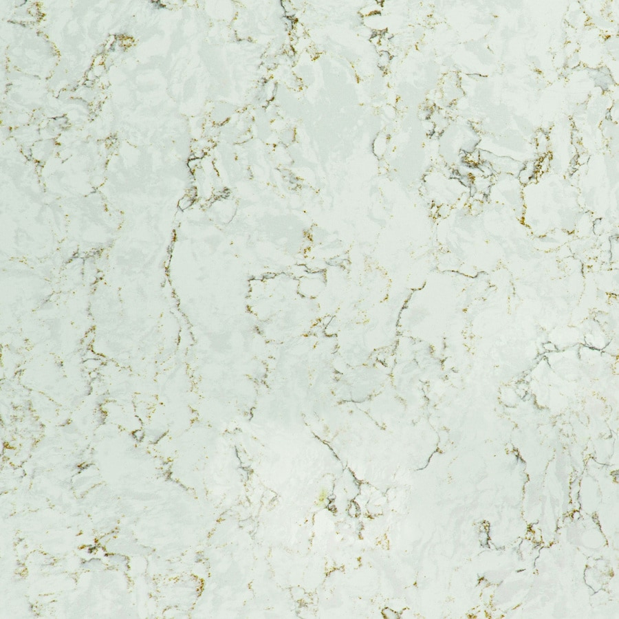 Shop Silestone Lusso Sample Quartz Kitchen Countertop