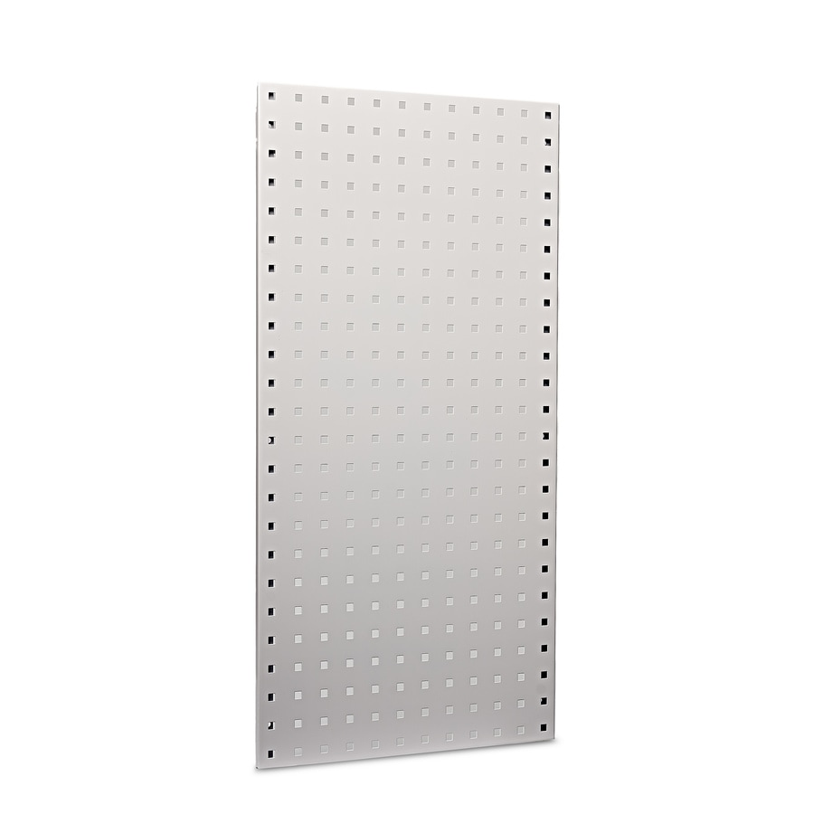 LocBoard Steel Pegboard (Common: 3-ft x 2-1/2-ft; Actual: 36-in x 18-in)