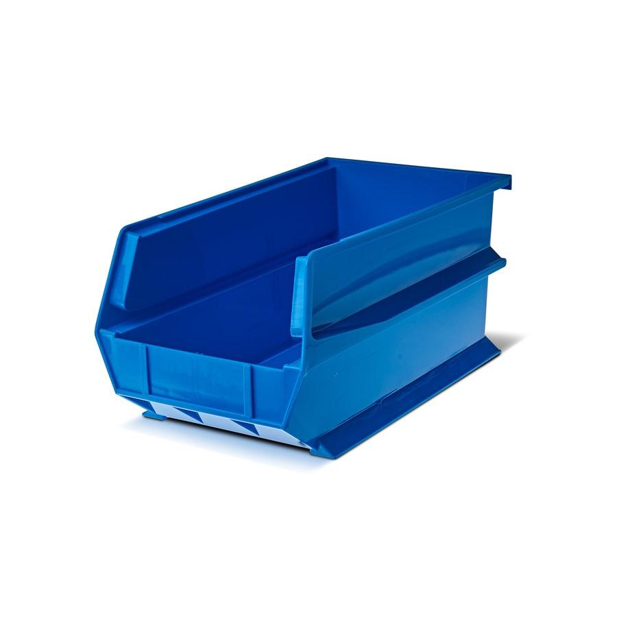 Shop Locbin W X 7 In H X D Blue Plastic