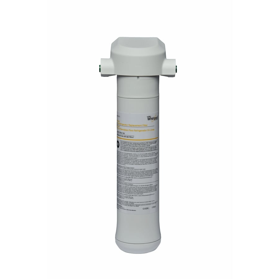 Shop whirlpool above sink complete filtration system at lowes com