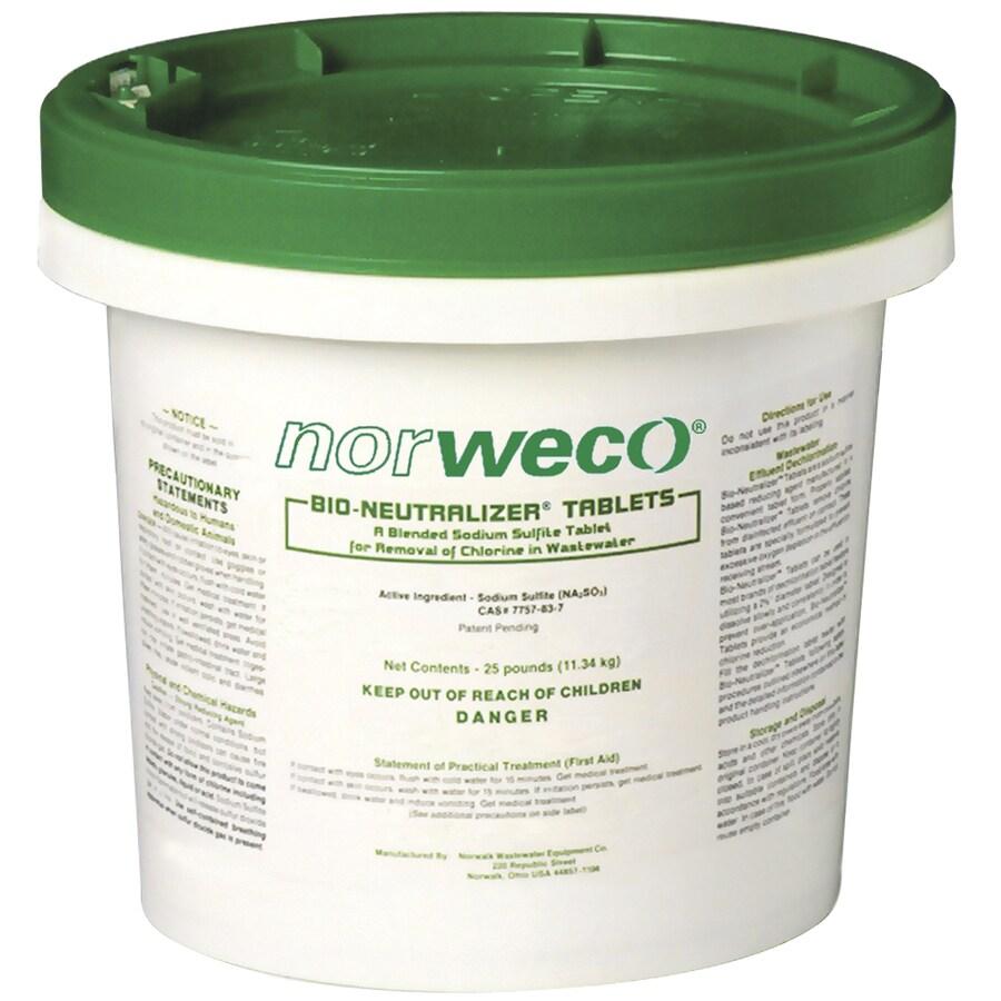 Norweco 400-oz Drain Cleaner Drop-In Tablet