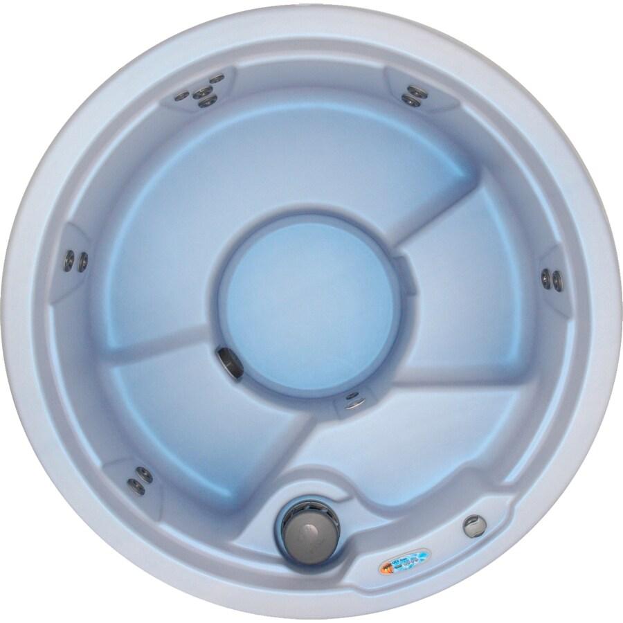 QCA Spas 5-Person Round Hot Tub