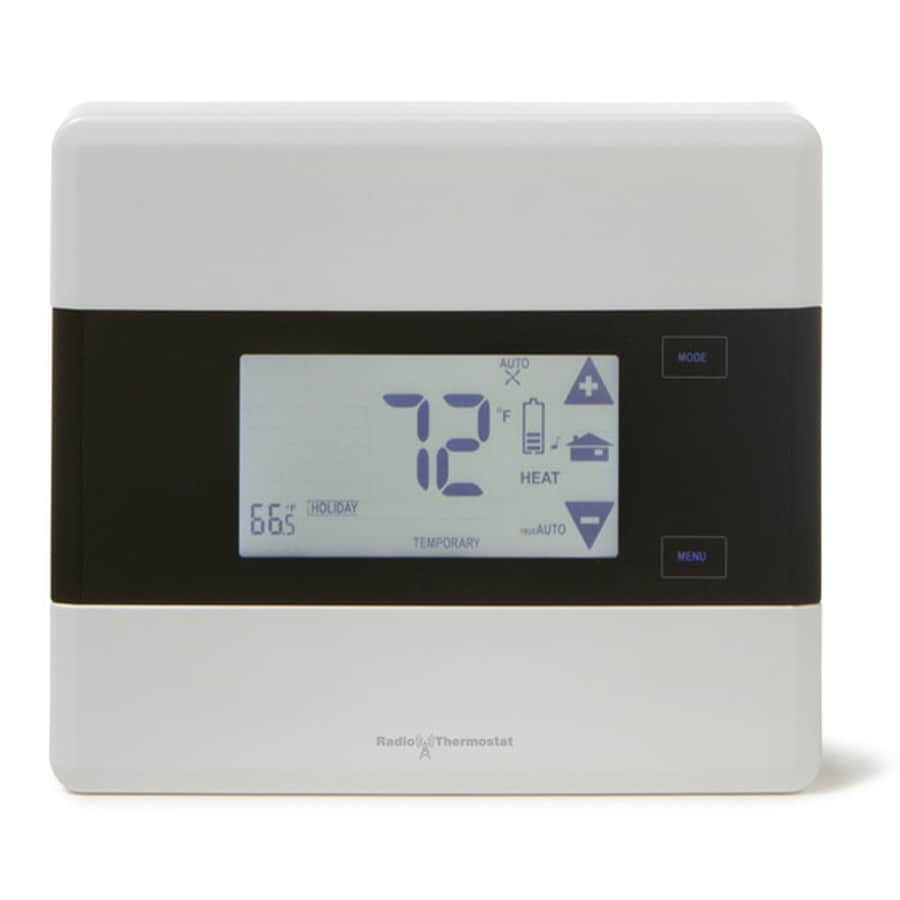Iris 7-Day Touch Screen Programmable Thermostat (Works With Iris)