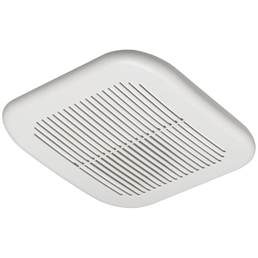Harbor Breeze 2-Sone 70-CFM White Bathroom Fan ENERGY STAR