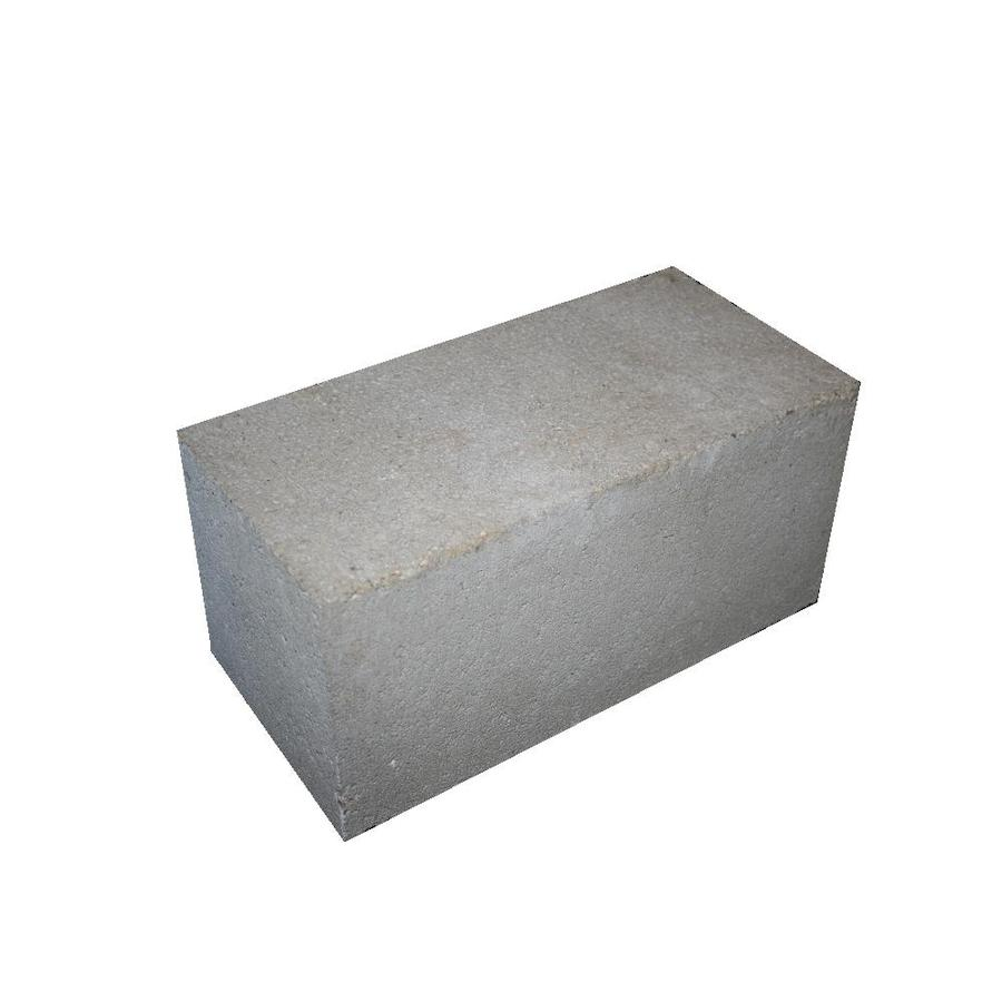 Headwaters Construction Materials Standard Concrete Block (Common: 8-in x 8-in x 16-in; Actual: 7.625-in x 7.625-in x 15.625-in)