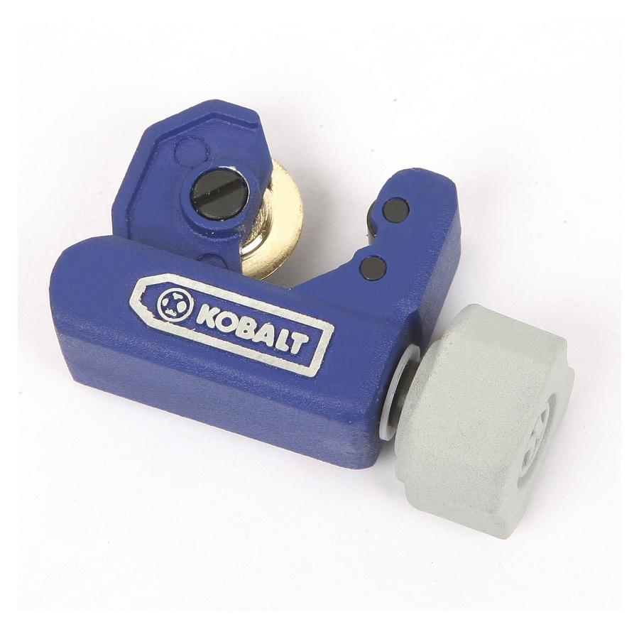 Kobalt 1/8-in to 5/8-in Copper Tube Cutter