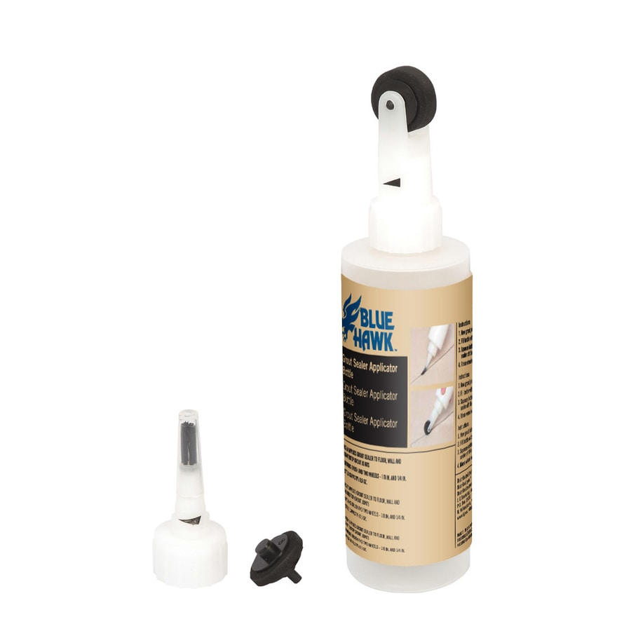 Blue Hawk Grout Sealer Applicator Bottle