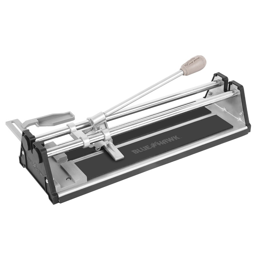 Shop Blue Hawk 14 In Tile Cutter At Lowes Com