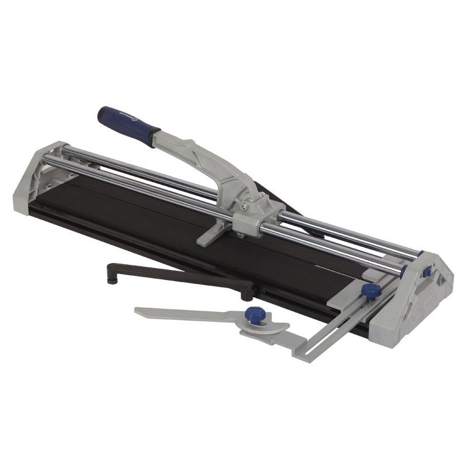 Shop Kobalt 24-in Tile Cutter at Lowes.com
