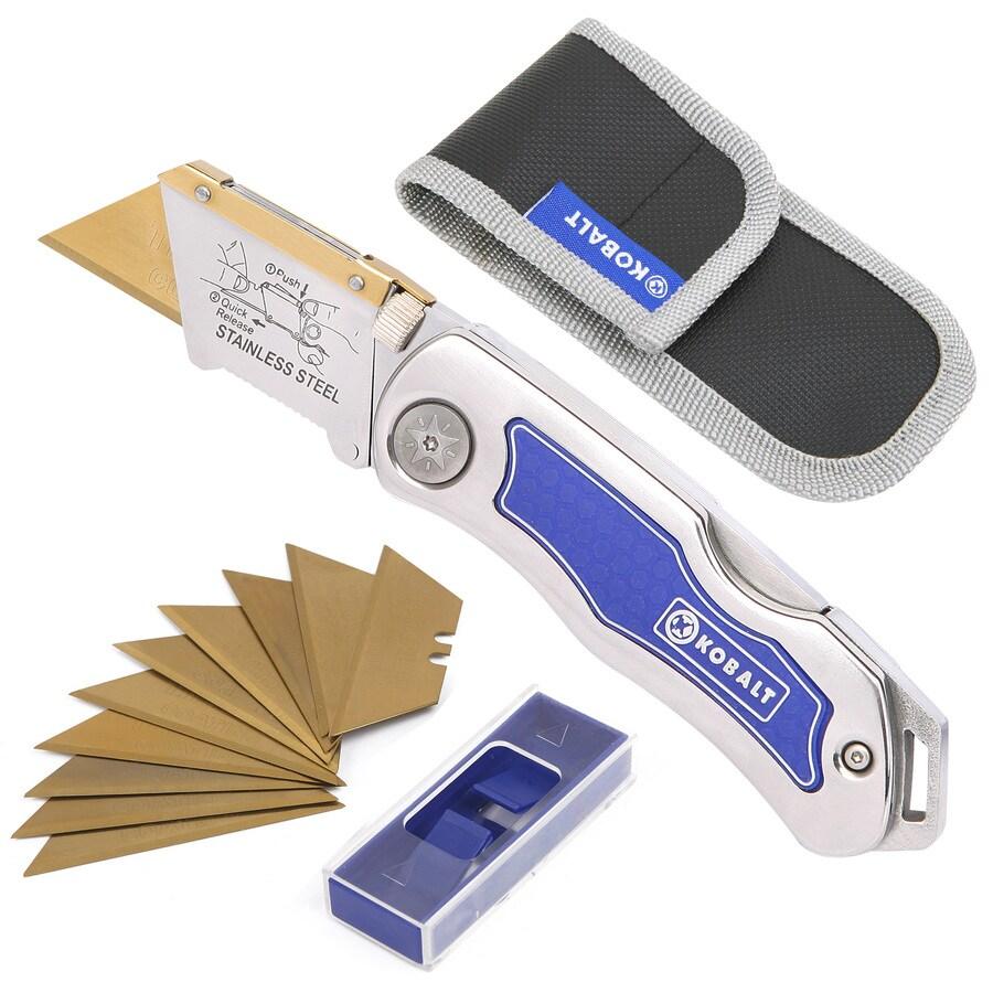 Kobalt 11-Blade Utility Knife
