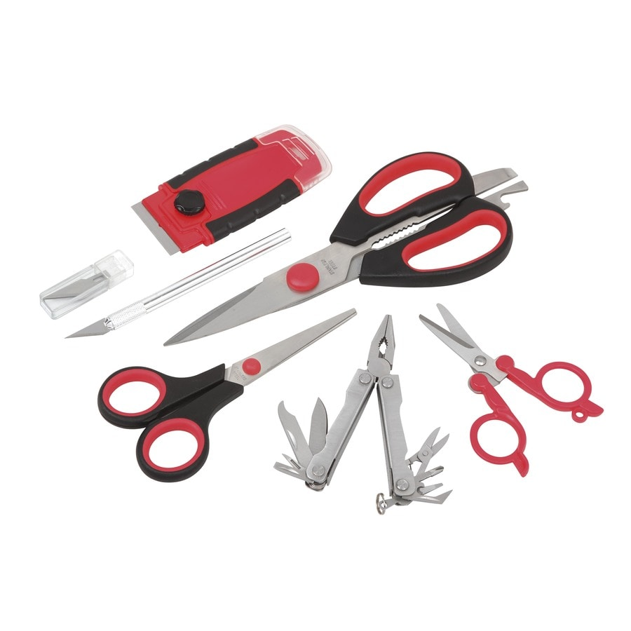 Task Force 7-Piece Household Tool Set